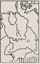 Verbreitung Baumschläfer - DJN (1994) - Peter Boye - Heimische Säugetiere