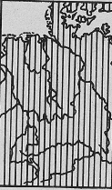 Verbreitung Erdmaus - DJN (1994) - Peter Boye - Heimische Säugetiere
