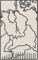 Verbreitung Murmeltier - DJN (1994) - Peter Boye - Heimische Säugetiere