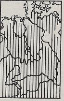 Verbreitung Haselmaus - DJN (1994) - Peter Boye - Heimische Säugetiere