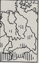 Verbreitung Nordfledermaus - DJN (1994) - Peter Boye - Heimische Säugetiere