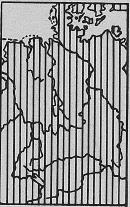 Verbreitung Rötelmaus - DJN (1994) - Peter Boye - Heimische Säugetiere