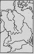 Verbreitung Luchs - DJN (1994) - Peter Boye - Heimische Säugetiere