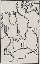 Verbreitung Wimperfledermaus - DJN (1994) - Peter Boye - Heimische Säugetiere
