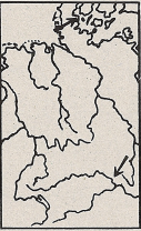 Verbreitung Birkenmaus - DJN (1994) - Peter Boye - Heimische Säugetiere