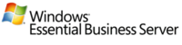 Windows Essential Business Server logo and wordmark.png