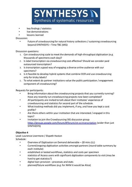 File:Agenda 13-15 March 2017 SYNTHESYS3 JRA.pdf