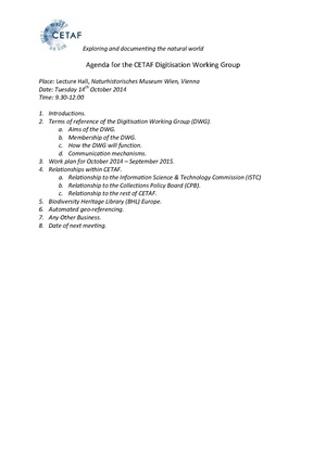 Agenda CETAF digitisation working group October 2014.pdf