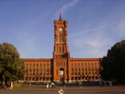 Der Rathausturm als urbane Brutstätte – Zairon, CC BY-SA 4.0