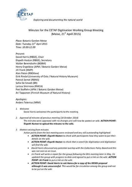 File:Minutes CETAF digitisation working group April 2015.pdf
