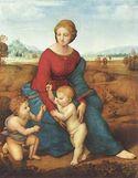 Raffael: Madonna del Belvedere