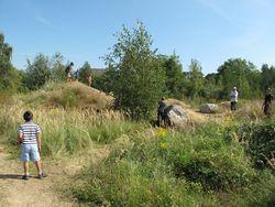 Naturerfahrungsraum im Ostpark, September 2011 – Lienhard Schulz, CC BY-SA 3.0