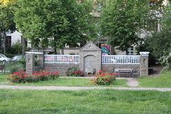 Markusplatz  – Alice Chodura, CC BY-SA 3.0