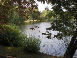Südufer des Schäfersee – Mermer, PD