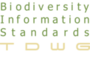 Logo of Biodiversity Information Standards, TDWG-BIS